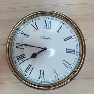 フランフラン(Francfranc)の掛け時計(掛時計/柱時計)