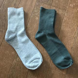 ジーユー(GU)の新品未使用 靴下 GU(ソックス)