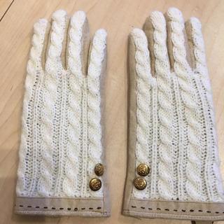 コムサイズム(COMME CA ISM)のコムサイズム☆手袋(手袋)