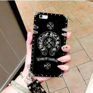 iPhone ケース ブラック