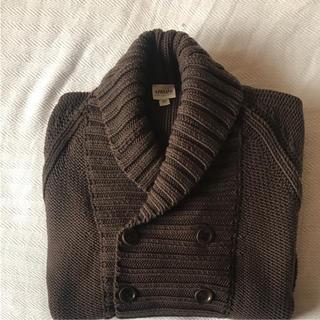 アルマーニ コレツィオーニ(ARMANI COLLEZIONI)のARMANI COLLEZIONI ニット ジャケット(ニット/セーター)
