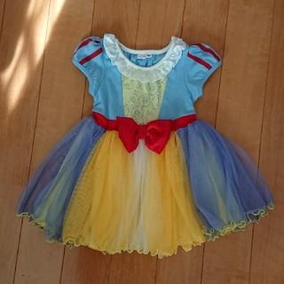 Disney - 白雪姫 ワンピース 90㎝