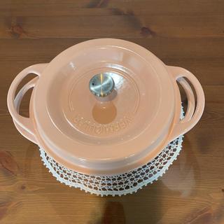バーミキュラ(Vermicular)のバーミキュラ鍋22センチ(鍋/フライパン)