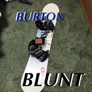 BURTON - 大人気モデル⭐️スノーボード バートン BLUNT 147
