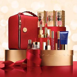 エスティローダー(Estee Lauder)のエスティーローダー クリスマスコフレ☆バッグのみ(ポーチ)