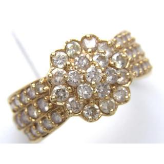 K18 1.20ct ダイヤモンド リング(リング(指輪))