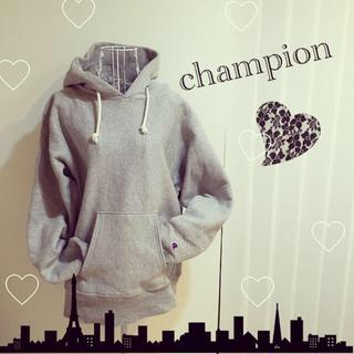 チャンピオン(Champion)のchampionパーカー♡(パーカー)