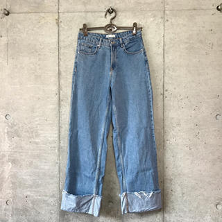ZARA - zara trf collection denim