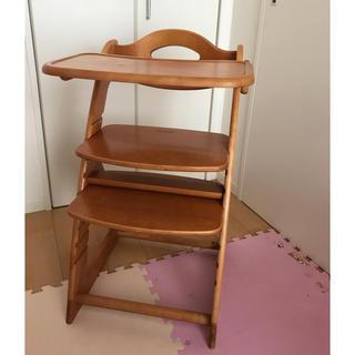 グランドール(GRANDEUR)の子供椅子 ダイニング  チェア 木製 (その他)