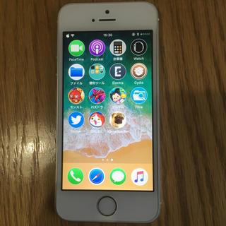 アップル(Apple)のiPhone 5s 16GB 脱獄 美品(スマートフォン本体)