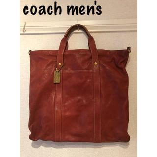 コーチ(COACH)のCOACH メンズ ハンドバッグ(ビジネスバッグ)
