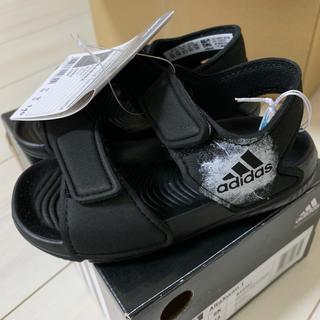 アディダス(adidas)のアディダス キッズ サンダル 14.0 15.0 ノース(サンダル)