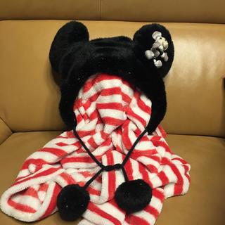 ディズニー(Disney)のミッキーの帽子 ファンキャップ(キャップ)