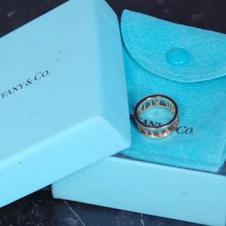ティファニー(Tiffany & Co.)のTIFFANY&Co. ティファニー リング アトラス K18 YG (リング(指輪))