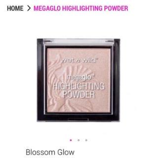 Wet n wild ハイライト Blossom glow! ハイライター(フェイスカラー)