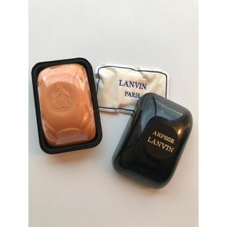 ランバン(LANVIN)のランバン 石鹸(ボディソープ/石鹸)