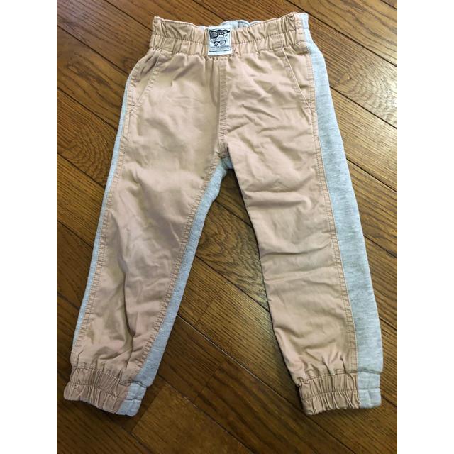 RODEO CROWNS WIDE BOWL(ロデオクラウンズワイドボウル)のロデオクラウン kids xsサイズ キッズ/ベビー/マタニティのキッズ服 女の子用(90cm~)(パンツ/スパッツ)の商品写真