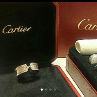 カルティエ(Cartier)のカルティエ Cartier ダイヤ Cドゥカルティエ 心斎橋店購入 正規品(リング(指輪))