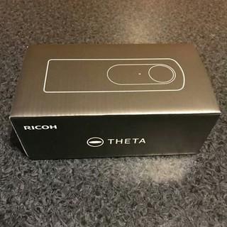 リコー(RICOH)のリコー THETA V (4Kモデル) 全天球カメラ最上位グレード(コンパクトデジタルカメラ)