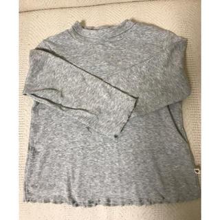 ザラ(ZARA)のZARA baby ロングTシャツ 2〜3歳 中古品(Tシャツ/カットソー)