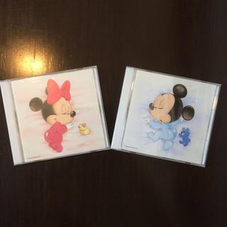 ディズニー(Disney)のマタニティ CD 2枚セット ディズニー(その他)