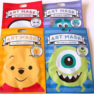 ディズニー(Disney)のピュアスマイル アートマスク(パック / フェイスマスク)