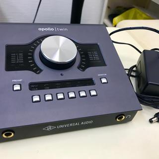 Universal Audio Apollo twin mk2 duo 美品