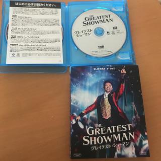 グレイテストショーマン DVDのみ(外国映画)