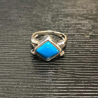 マライカ(MALAIKA)の925 ターコイズシルバーリング⑦(リング(指輪))