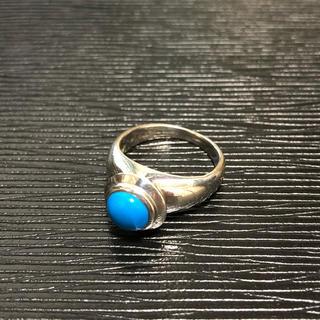 マライカ(MALAIKA)の925  ターコイズシルバーリング⑧(リング(指輪))