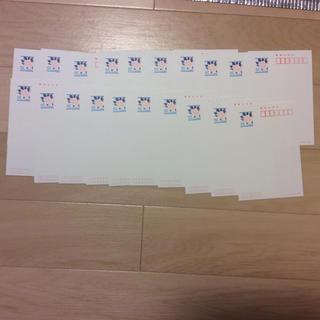 62円インクジェット官製ハガキ(切手/官製はがき)
