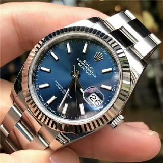 ロレックス(ROLEX)のロレックスデイトジャスト41 126300(腕時計(アナログ))