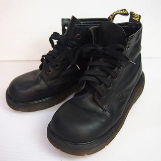 ドクターマーチン(Dr.Martens)のUK製Dr.Martens 6ホールレディースブーツ古着ドクターマーチンH167(ブーツ)