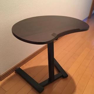 サイドテーブル  ブラウン  ネイル(コーヒーテーブル/サイドテーブル)