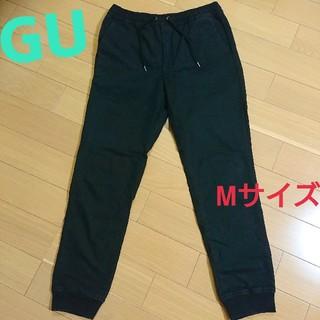 ジーユー(GU)のGU★メンズ★ジョガーパンツ★Mサイズ★ブラック(その他)