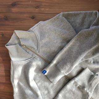 ビームス(BEAMS)の美品 ループウィラー LOOPWHEELERナロージャケット Mサイズ(パーカー)