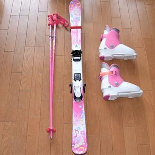 あいこっとん26様専用〈スキー板とストック〉(その他)