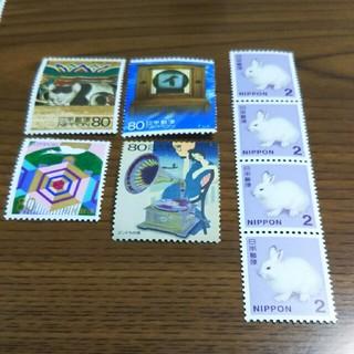 切手134(切手/官製はがき)
