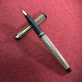シェーファー(SHEAFFER)のSHEAFFER シェーファー 14金 万年筆 ペン 正規品(ペン/マーカー)