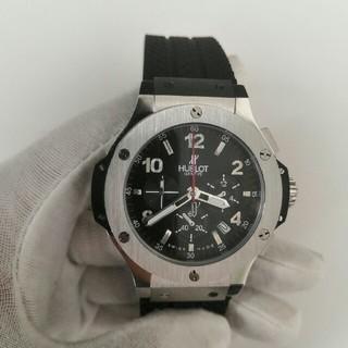 ウブロ(HUBLOT)のウブロ  301.ST.5020.GR.1104 ベゼルダイヤ(腕時計(アナログ))