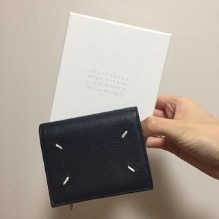 マルタンマルジェラ(Maison Martin Margiela)のmaison  margiela 二つ折り 財布 2018AW(折り財布)
