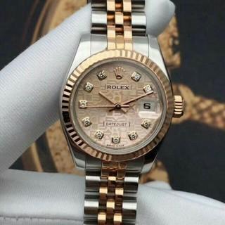 ロレックス(ROLEX)のロレックス オイスターパーペチュアル デイトジャスト179171Gレディース(腕時計(アナログ))
