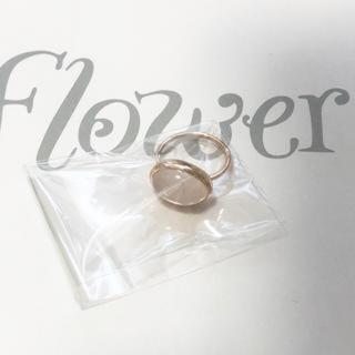 フラワー(flower)のflowerノベルティ指輪(リング(指輪))