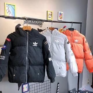 アディダス(adidas)のアディダス ダウン 冬服 (パーカー)
