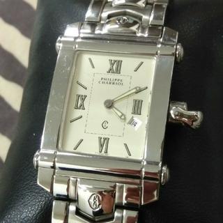 シャリオール(CHARRIOL)の美品 フィリップシャリオール コロンブス 参考定価157,500円(腕時計(アナログ))