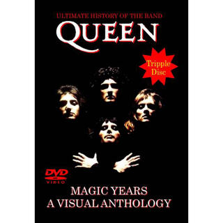 QUEEN / MAGIC YEARS A VISUAL ANTHOLOGY(ミュージック)