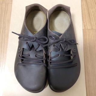 ビルケンシュトック(BIRKENSTOCK)のBIRKENSTOCK MONTANA(ローファー/革靴)