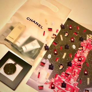 シャネル(CHANEL)の【CHANEL】バックチャーム/シール/化粧品サンプル(ノベルティグッズ)