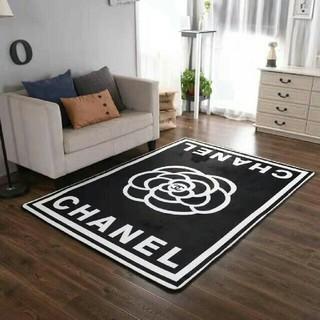 CHANEL -  シャネル 洗える 厚手 滑り止めカーペット