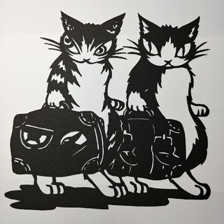 A6  ダヤン  切り絵
